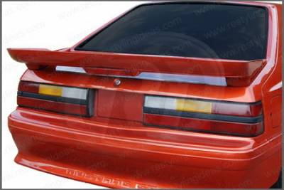 Restyling Ideas - Ford Mustang Restyling Ideas Spoiler - 01-FOMU79SH