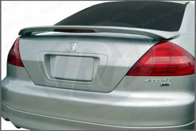Restyling Ideas - Honda Accord 2DR Restyling Ideas Factory Style Spoiler with LED - 01-HOAC03F2L