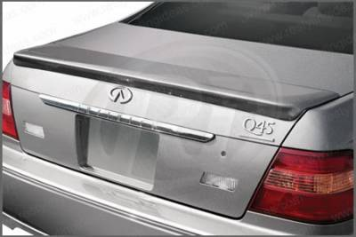 Restyling Ideas - Infiniti Q45 Restyling Ideas Factory Flush Mount Spoiler - 01-INQ499F