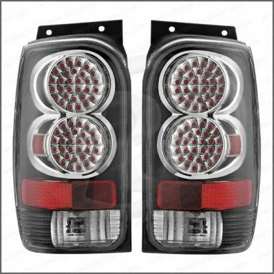 Restyling Ideas - Ford Explorer Restyling Ideas Taillights - 1TLZ-601515BC