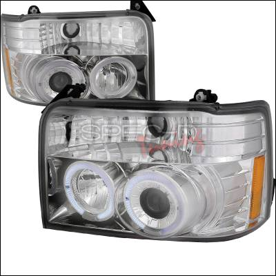 Spec-D - Ford F150 Spec-D Projector Headlights - 2LHP-F15092-TM