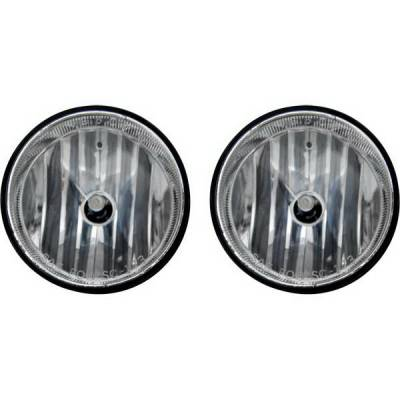 Restyling Ideas - Toyota Tacoma Restyling Ideas Fog Light Kit - 33-TOSOL-04FC
