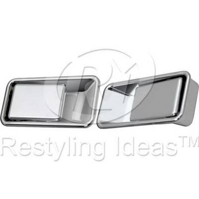 Restyling Ideas - Jeep Wrangler Restyling Ideas Door Handle - 68-JEWRA86H-2