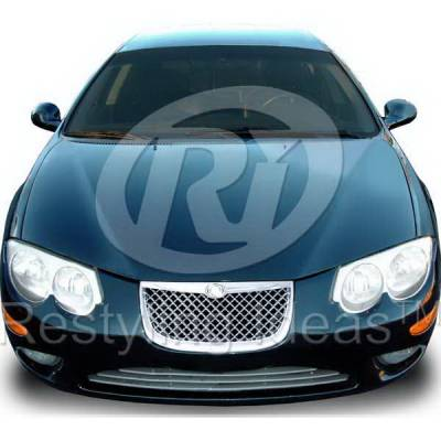 Restyling Ideas - Chrysler 300 Restyling Ideas Performance Grille - 72-GC-300M99