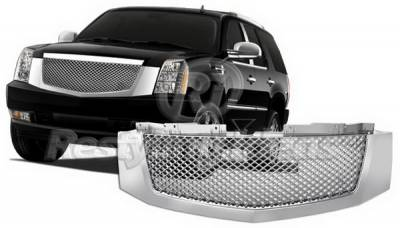 Restyling Ideas - Cadillac Escalade Restyling Ideas Grille - 72-GC-ESC07MECH
