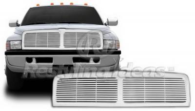 Restyling Ideas - Dodge Ram Restyling Ideas Performance Grille - 72-PD-RAM94BL
