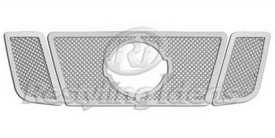 Restyling Ideas - Nissan Titan Restyling Ideas Grille Insert - 72-SM703-NITIT08T