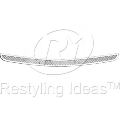 Restyling Ideas - Dodge Charger Restyling Ideas Knitted Mesh Grille - 72-SM-DOCHA06-B