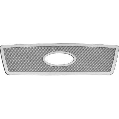 Restyling Ideas - Ford F150 Restyling Ideas Knitted Mesh Grille - 72-SM-FOF1504-T