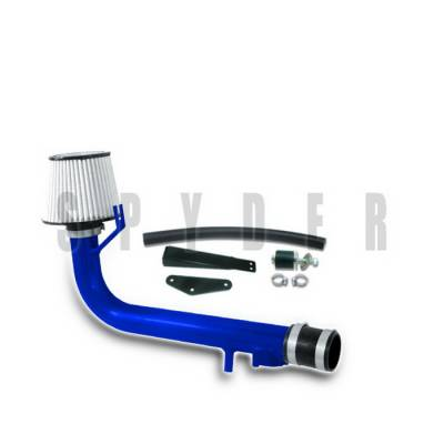 Spyder Auto - Scion xB Spyder Cold Air Intake with Filter - Blue - CP-567B