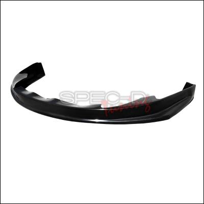 Spec-D - Scion tC Spec-D Front Lip - Polyurethane - LPF-TC04-PU
