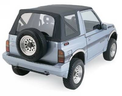 Rampage - Geo Tracker Rampage Soft Top