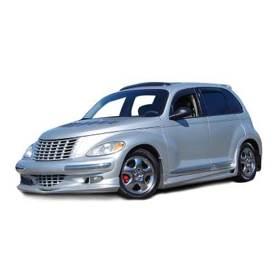 KBD - Chrysler PT Cruiser KBD Bomb Full Body Kit 37-2007