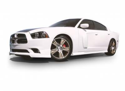 KBD - Dodge Charger KBD Premier Full Lip Kit 37-2116