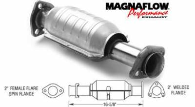 MagnaFlow - MagnaFlow Direct Fit Catalytic Converter - 22636