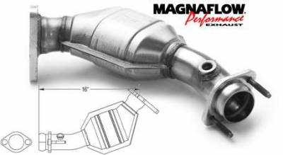 MagnaFlow - MagnaFlow Direct Fit Catalytic Converter - 23477