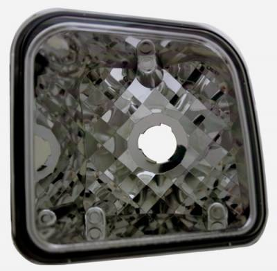 In Pro Carwear - Hummer H3 IPCW Park Signals - Front - 1 Pair - CWC-346S