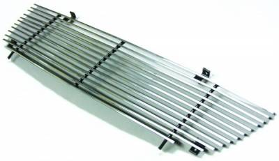 In Pro Carwear - Nissan Sentra IPCW Billet Grille - Cut-Out - CWBG-03SE
