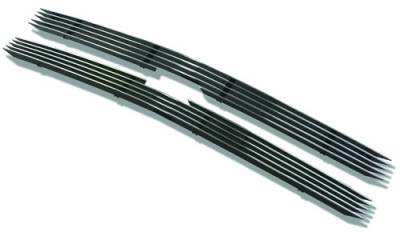 In Pro Carwear - Chevrolet S10 IPCW Billet Grille - Cut-Out - 1PC - CWBG-9499S10