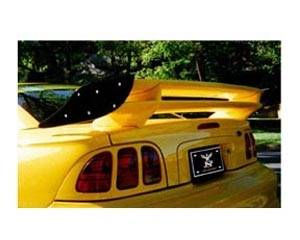 JSP - Ford Mustang JSP Mach III Style Paintable Wings - 83214