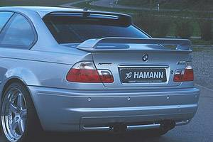 Hamann - E46 Dtm Twin Rear Spoiler Racing