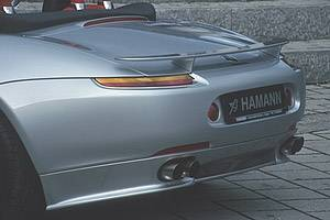 Hamann - E52 Z8 Rear Wing