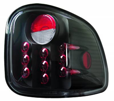 In Pro Carwear - Ford F250 IPCW Taillights - LED - 1 Pair - LEDT-501FCB