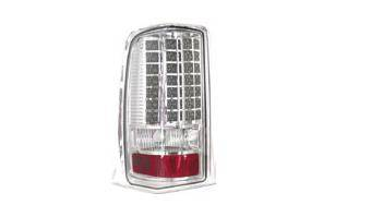 Matrix - Chrome LED Taillights - MTX-09-2072-L