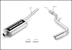 MagnaFlow - Magnaflow Cat-Back Exhaust System - 15867