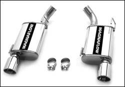 MagnaFlow - Magnaflow Cat-Back Exhaust System Muffler Replacement - 15882