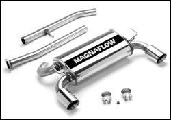 MagnaFlow - Magnaflow Cat-Back Exhaust System - 16641