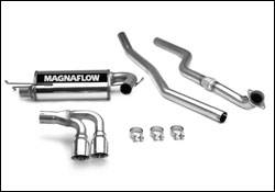 MagnaFlow - Magnaflow Cat-Back Exhaust System - 16647
