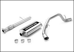 MagnaFlow - Magnaflow Cat-Back Exhaust System - 16722