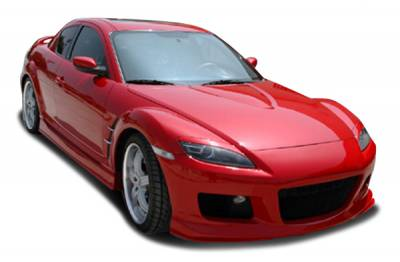 KBD - Mazda RX-8 KBD MS Side Skirts - Pair 37-2291