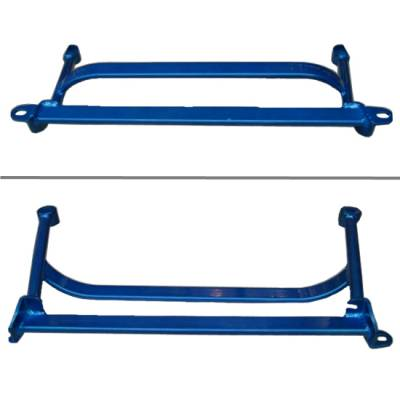 MotorBlvd - Subaru 4-Point Lower Brace