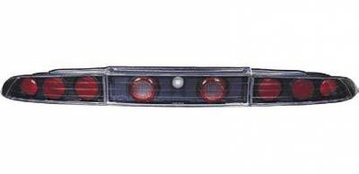Matrix - Euro Taillights with Carbon Fiber Housing - MTX-09-808