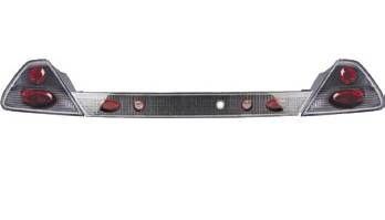 Matrix - Euro Taillights with Carbon Fiber Housing - MTX-09-850