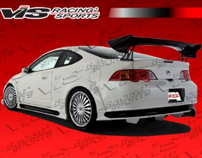 VIS Racing. - Acura RSX VIS Racing Invader Full Body Kit - 02ACRSX2DINV-099