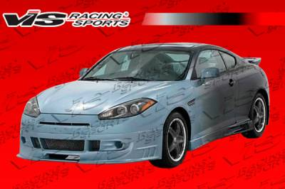 VIS Racing - Hyundai Tiburon VIS Racing Razor Full Body Kit - 07HYTIB2DRAZ-099