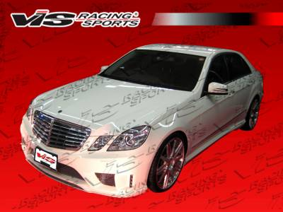 VIS Racing - Mercedes-Benz E Class VIS Racing B Spec Full Body Kit - 10MEW2124DBSC-099