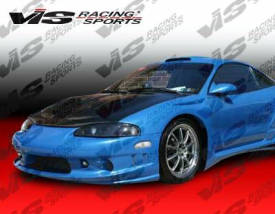 VIS Racing. - Mitsubishi Eclipse VIS Racing RD Full Body Kit - 95MTECL2DRD-099