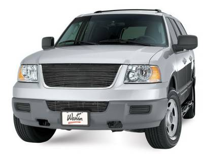 Westin - Ford Expedition Westin Billet Grille - 34-0370