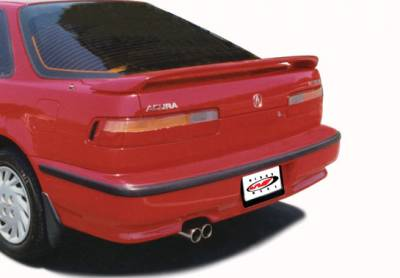 VIS Racing - Acura Integra VIS Racing 2 Leg Factory Style Wing with Light - 49133L-2