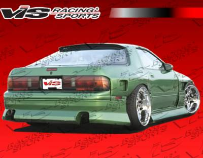 VIS Racing - Mazda RX-7 VIS Racing Drift Rear Fender Flares - 86MZRX72DDFT-006