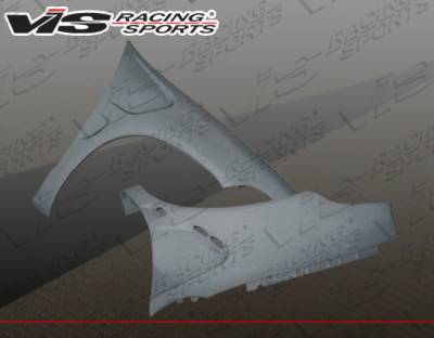 VIS Racing - Dodge Neon VIS Racing Laser Fenders - 00DGNEO4DLS-007