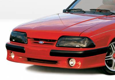 VIS Racing - Ford Mustang VIS Racing Cobra Style Front Lip - Polyurethane - 890102