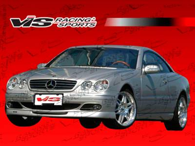 VIS Racing - Mercedes-Benz CL Class VIS Racing B-Spec Front Bumper - 00MEW2152DBSC-001