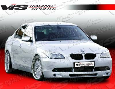 VIS Racing - BMW 5 Series VIS Racing B Tech Front Lip - 04BME604DBTH-011