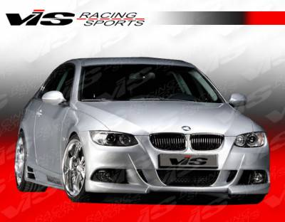 VIS Racing - BMW 3 Series VIS Racing R Tech Front Bumper - 07BME922DRTH-001