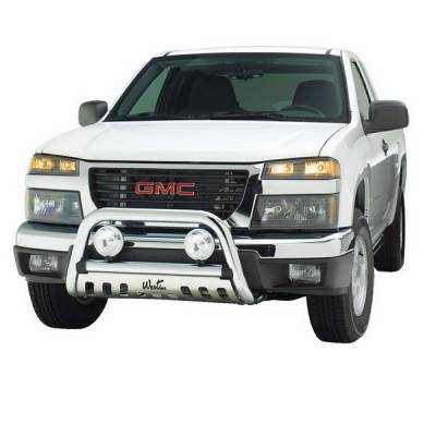 Westin - Chevrolet Avalanche Westin Ultimate Bull Bar - 32-1170